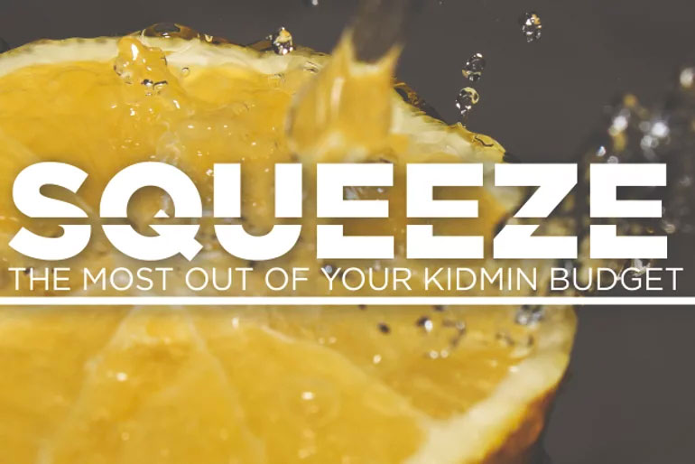 How to Squeeze the Most Out of Your KidMin Budget